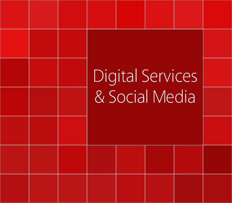 Digital Services & Social Media